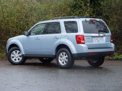 Used Vehicle Review: Mazda Tribute, 2001 2011 mazda