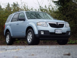 Used Vehicle Review: Mazda Tribute, 2001 2011 used car reviews reviews mazda