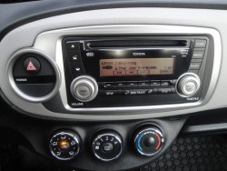 Test Drive: 2012 Toyota Yaris CE hatchback toyota car test drives reviews