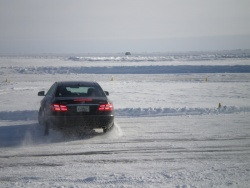 Feature: Winter testing Mercedes Benz' 4Matic auto brands