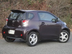 Test Drive: 2012 Scion iQ reviews scion car test drives