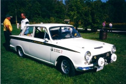 Motoring Memories: Lotus Cortina, 1963 1967 car culture
