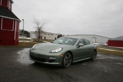 Day by Day Review: 2012 Porsche Panamera S Hybrid daily car reviews