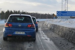 Feature: The Volkswagen Driving Experience winter driving auto articles car culture auto brands
