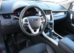 Test Drive: 2012 Ford Edge EcoBoost ford
