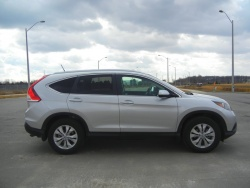 Test Drive:   2012 Honda CR V Touring car test drives reviews honda