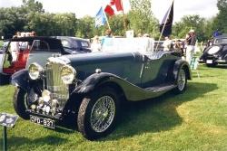 1934 Lagonda M45R