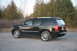 Test Drive: 2012 Cadillac Escalade SLP Supercharged car test drives reviews luxury cars cadillac