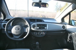 2012 Toyota Yaris 3 door