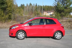 Day by Day Review: 2012 Toyota Yaris three door daily car reviews