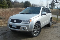 Test Drive: 2012 Suzuki Grand Vitara JLX L car test drives suzuki reviews