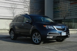 Test Drive: 2012 Acura MDX Elite reviews luxury cars acura car test drives
