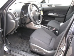 Test Drive: 2012 Subaru Forester car test drives subaru reviews