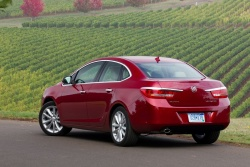 First Drive: 2012 Buick Verano reviews luxury cars buick first drives car test drives