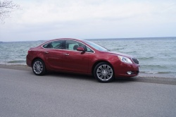 First Drive: 2012 Buick Verano car test drives reviews luxury cars first drives buick