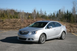 Day by Day Review: 2012 Buick Verano buick
