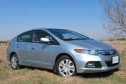 Test Drive: 2012 Honda Insight LX car test drives hybrids honda