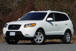 Used Vehicle Review: Hyundai Santa Fe, 2007 2012 hyundai