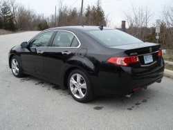 test drive 2012 acura tsx tech package. Black Bedroom Furniture Sets. Home Design Ideas