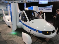 Terrafugia Transition Roadable Aircraft