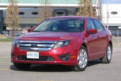 Used Vehicle Review: Ford Fusion, 2010 2012 ford