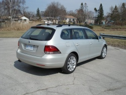 2012 Volkswagen Golf Wagon TDI