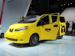 Feature: Nissans Taxi of Tomorrow auto articles