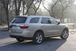 Test Drive: 2012 Dodge Durango Citadel dodge