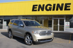 Test Drive: 2012 Dodge Durango Citadel car test drives reviews dodge