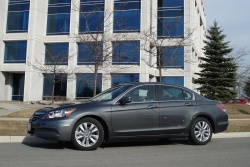 Test Drive: 2012 Honda Accord EX L honda