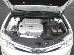 Test Drive: 2012 Toyota Camry XLE V6 reviews toyota car test drives