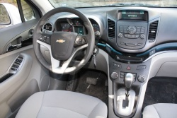 Second Opinion: 2012 Chevrolet Orlando LT car test drives reviews chevrolet