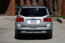 Test Drive: 2012 Chevrolet Orlando LT car test drives reviews chevrolet