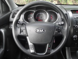 Test Drive: 2012 Kia Sorento LX AWD car test drives reviews kia