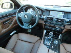 Test Drive: 2012 BMW 528i xDrive bmw