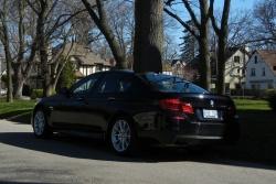 Test Drive: 2012 BMW 528i xDrive car test drives reviews luxury cars bmw