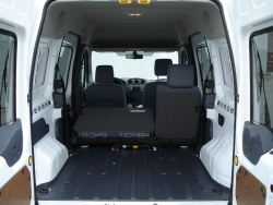 Test Drive: 2012 Ford Transit Connect ford