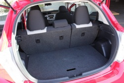 Test Drive: 2012 Toyota Yaris CE three door reviews
