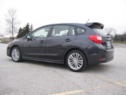 Quick Spin: 2012 Subaru Impreza Sport hatchback reviews