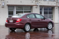 First Drive: 2012 Honda Civic auto articles