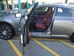 2012 Chrysler 300S V6