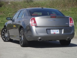 Test Drive: 2012 Chrysler 300S V6 car test drives reviews luxury cars chrysler