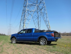 Test Drive: 2012 Ford F 150 FX4 EcoBoost ford