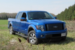Test Drive: 2012 Ford F 150 FX4 EcoBoost trucks car test drives reviews ford
