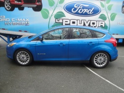 First Drive: 2012 Ford Focus Electric first drives