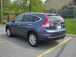 Comparison Test: 2013 Mazda CX 5 vs 2012 Honda CR V reviews mazda honda car comparisons