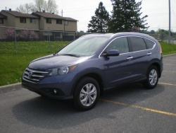 Day by Day Review: 2012 Honda CR V Touring car test drives honda daily car reviews