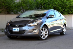 Quick Spin: 2012 Hyundai Elantra Limited reviews hyundai car test drives