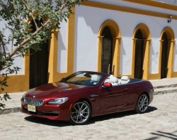First Drive: 2012 BMW 650i Cabriolet bmw