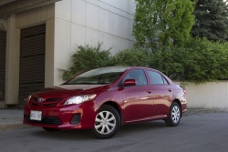 Comparison Test: Compact Cars chevrolet